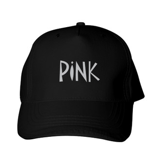 Reflective Baseball Cap -  Pink