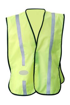 NON  ANSI Reflective  safety vest -Vestbadge -Oval