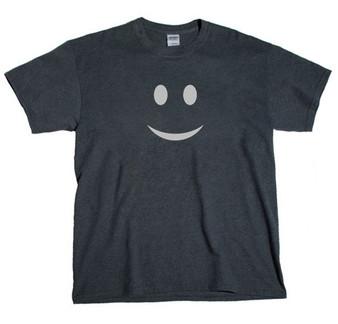 Happy Face Reflective T-shirt
