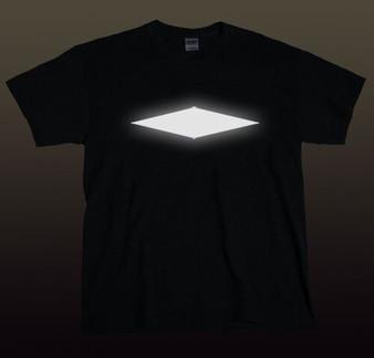 Diamond   Horizontal -  Reflective