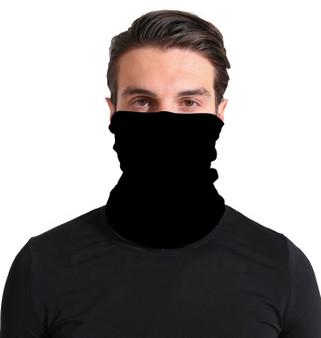Protective Scarf -  Scarfguard - Black