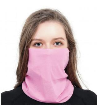 Protective Scarf -  Scarfguard - Pink