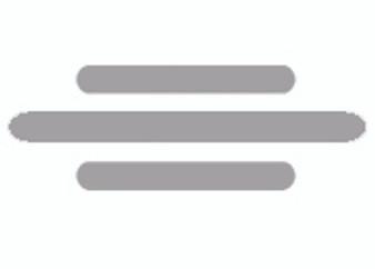 RKR- Mohawk Strips - Deluxe - Silver