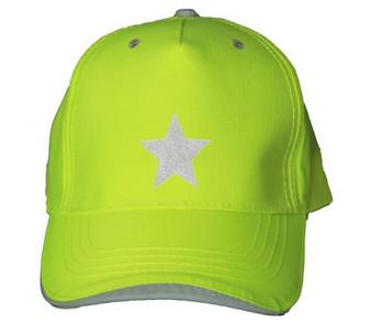 Reflective baseball cap - Neocap - Star