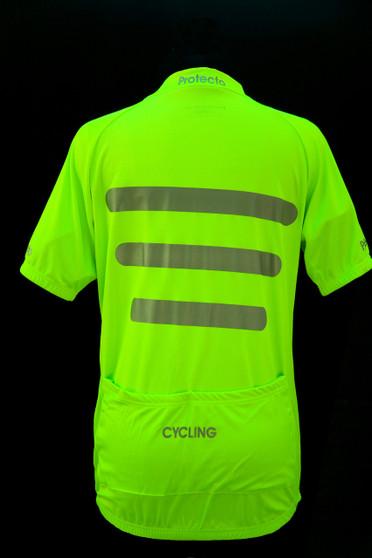 Reflective Cycling  Jersey - Neo-Jerzee  / On Sale