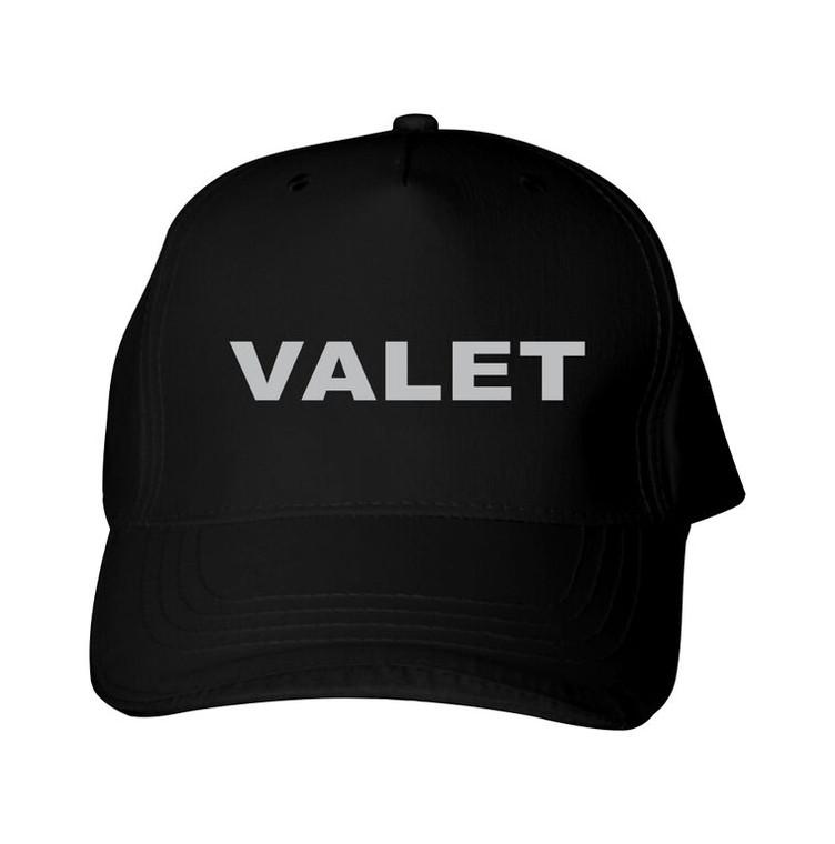 Reflective utility  baseball  Cap -   Valet