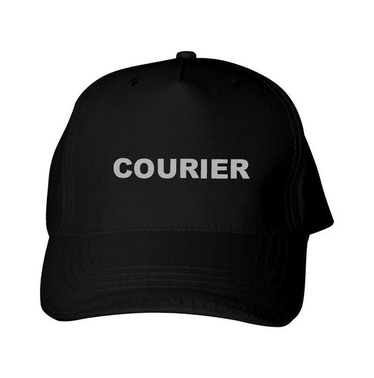 Reflective Utility  Baseball Cap  - Courier