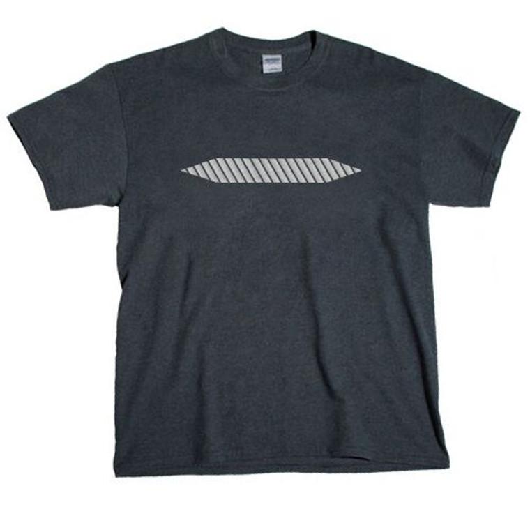 Double Arrowhead -  Reflective -Segmenta