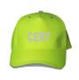 Reflective utility baseball cap -  Neocap - Lime  - CERT