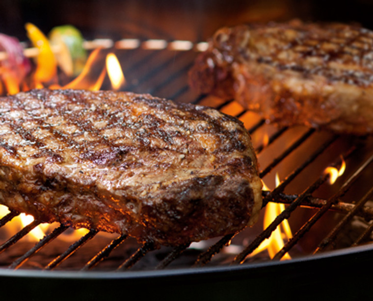 Combo Pack of Ribeye and Top Sirloin - Large