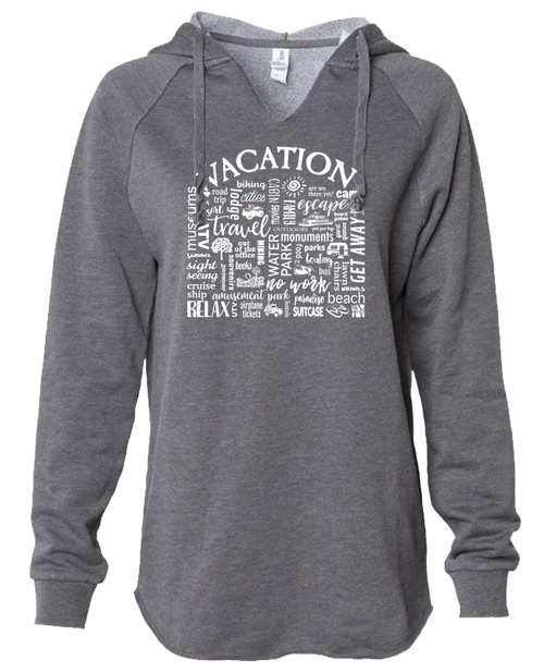 Ladies Sweatshirt - Vacation