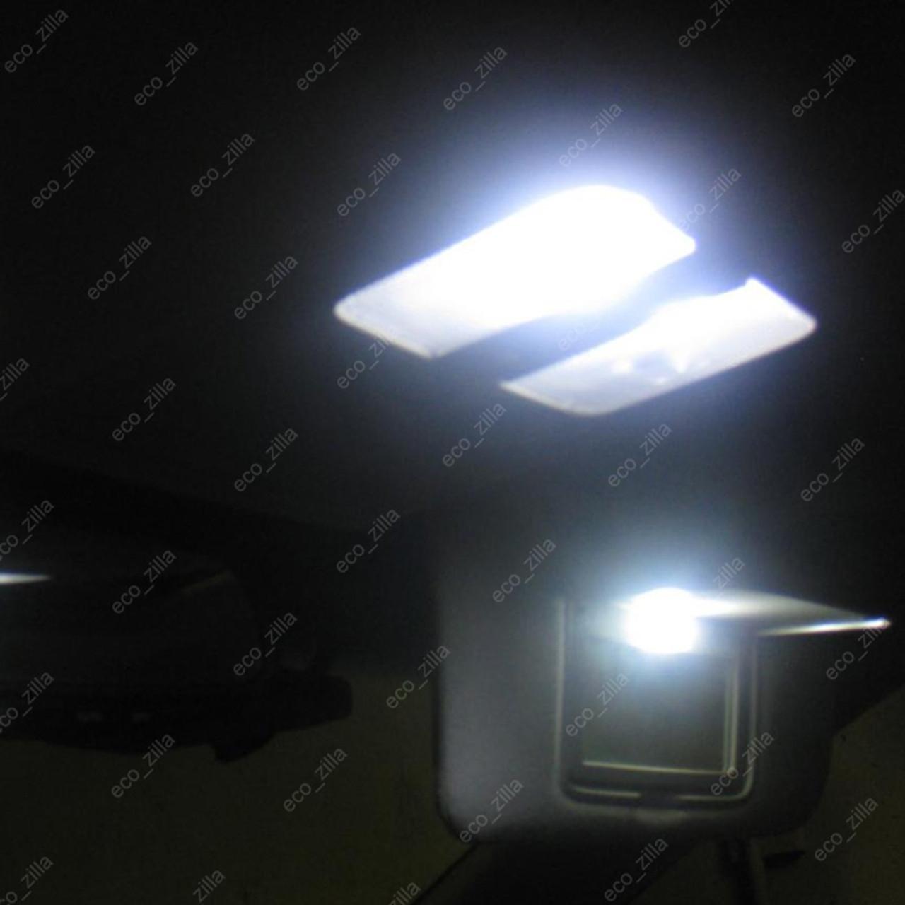 Interior Overhead Map Lights