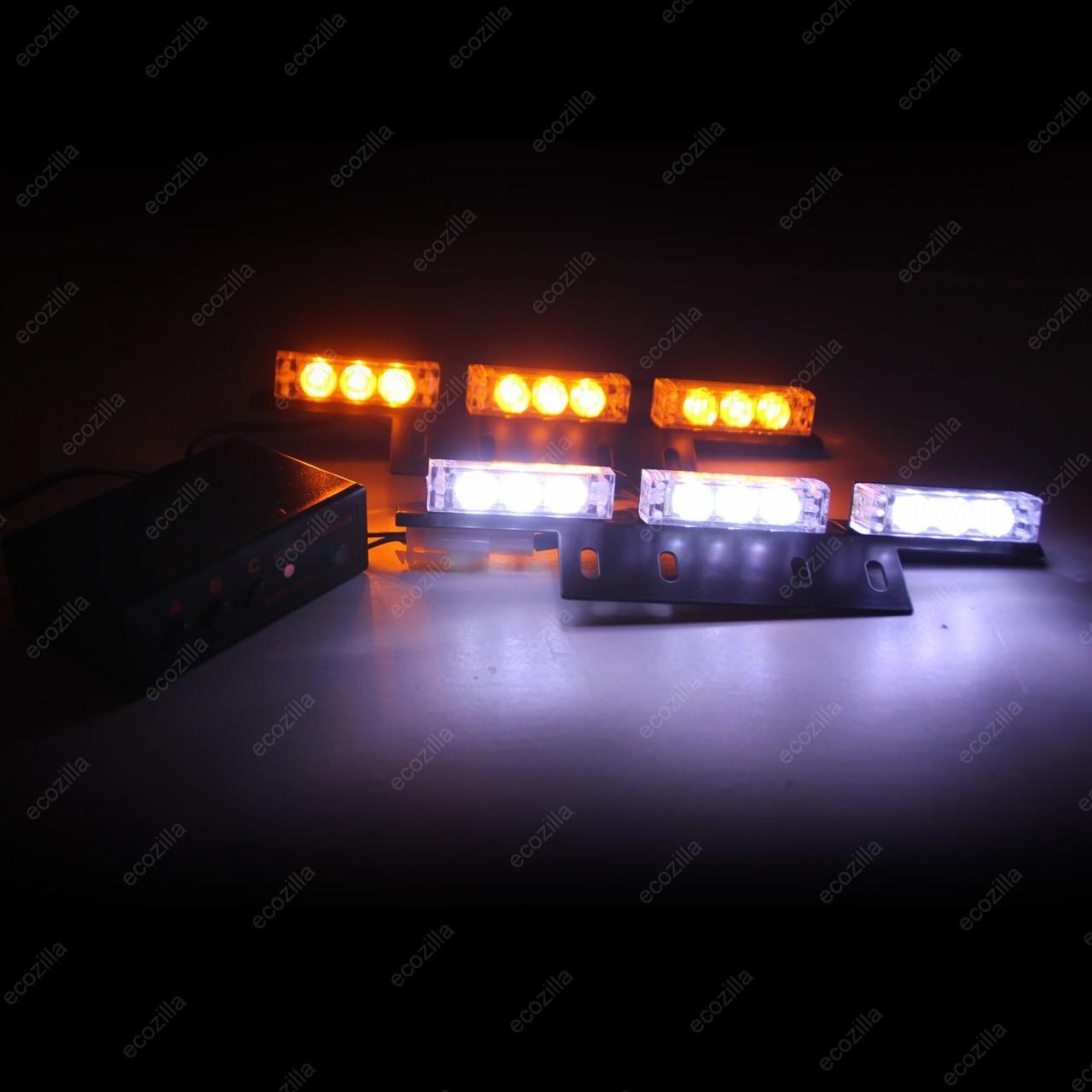 Emergency LED Flashers