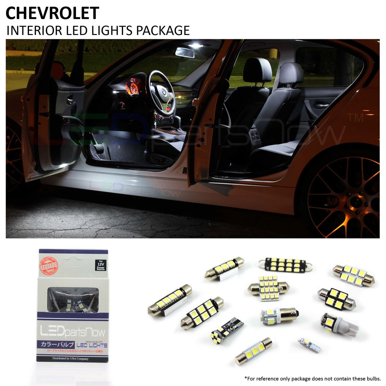 2000 2006 Chevy Tahoe Led Interior Lights Package