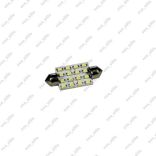 42mm 16-SMD Festoon LED Light Bulb