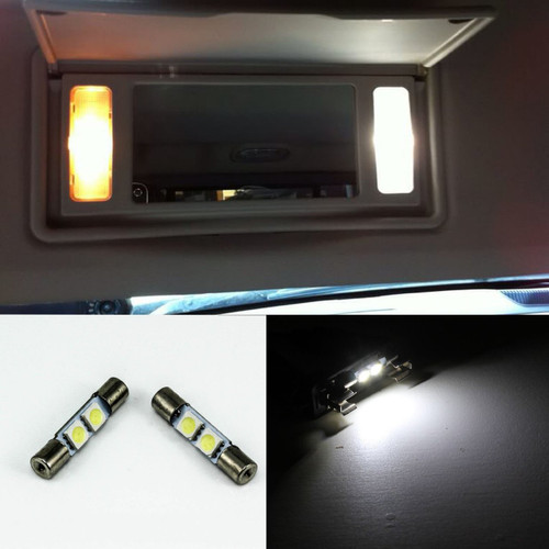 6641F Sun Visor Vanity Mirror Lights