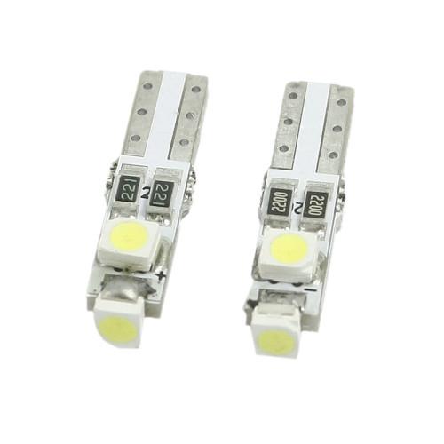 74 T5 Wedge LED Lights