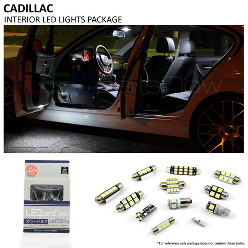 2007-2014 Cadillac Escalade EXT LED Interior Lights Package
