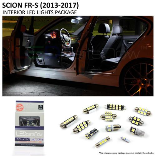 2013-2017 Scion FR-S LED Interior Lights Package