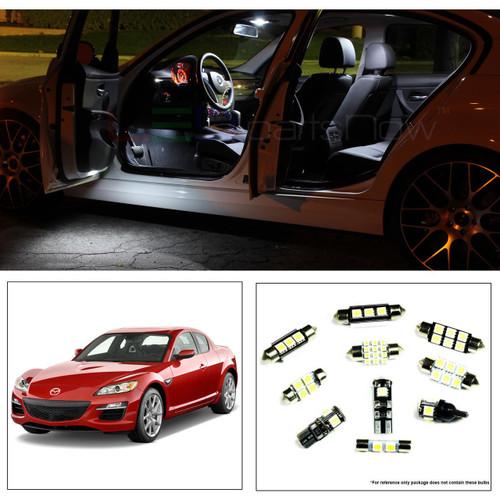 2004-2011 Mazda RX-8 LED Interior Lights Package