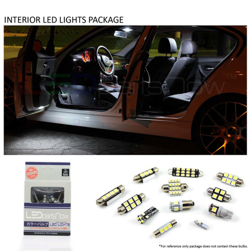 2018-2019 Toyota Prius Interior LED Lights Package
