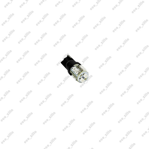 T10 Wedge 10-SMD LED Light Bulb