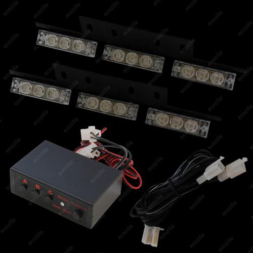 18 LED Emergency Flasher Kit