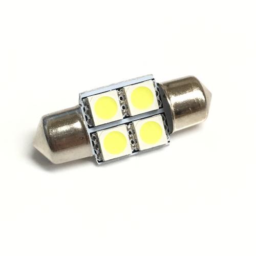 31mm 4-SMD Festoon LED Light Bulb