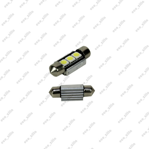36mm Advanced Canbus Error-Free 3-SMD LED Light Bulbs