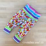 0-9m Jellybean Pants