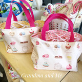 Macaron Lunch Tote