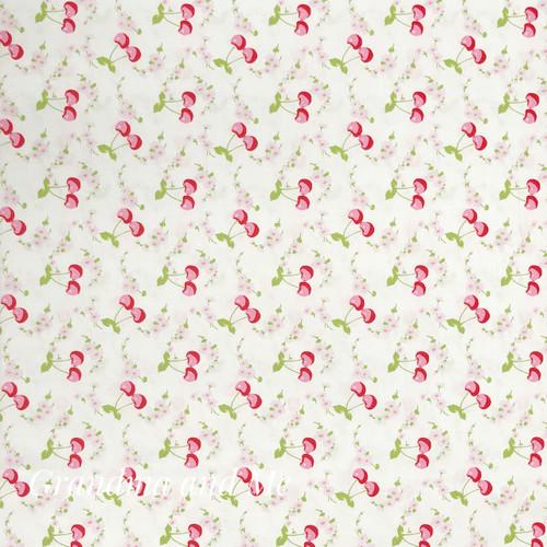 Tanya Whelan Cherries White