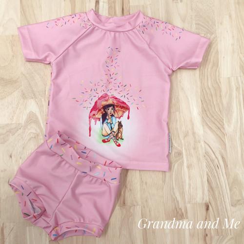 Baby Rashie Set size 0