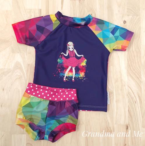 Baby Rashie Set size 00