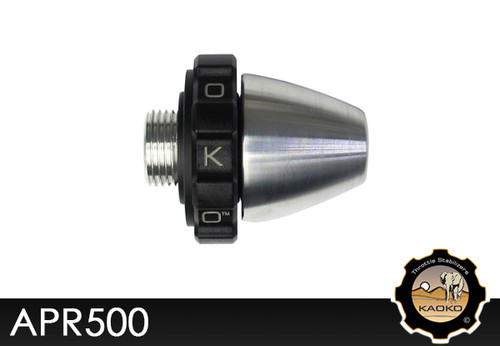 KAOKO Motorcycle Throttle Stabilzers for Aprilia RSV4 ('09-14 )