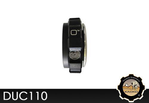 KAOKO Motorcycle Throttle Stabilzers for Ducati Panigale 1199 (2014)