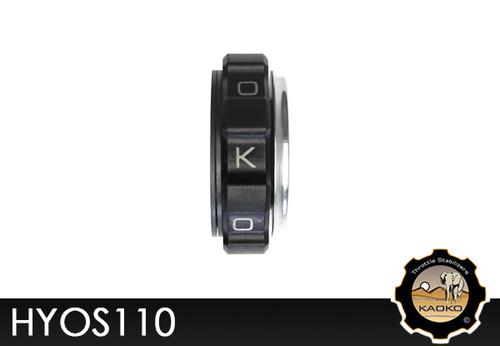 KAOKO Motorcycle Throttle Stabilzers for Hyosung GV650