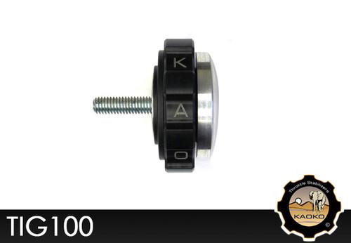 KAOKO Motorcycle Throttle Stabilzers for TRIUMPH Tiger Explorer (2012-)