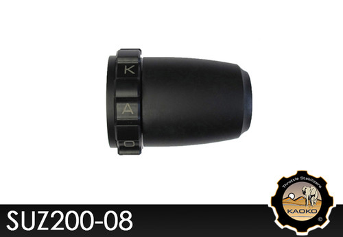 KAOKO Motorcycle Throttle Stabilzers for Suzuki GSXR1300R Hayabusa (2008 -  )
