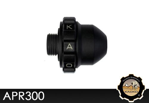 KAOKO Motorcycle Throttle Stabilzers for Aprilia Tuono V4 APRC ABS (-2014)
