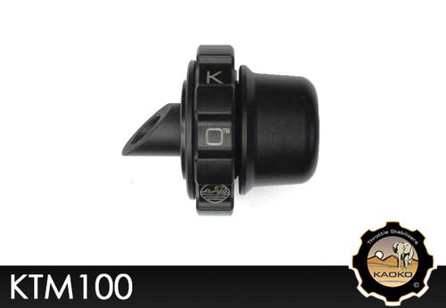 KAOKO Motorcycle Throttle Stabilzers for Husqvarna Svartpilen 401 (2018)