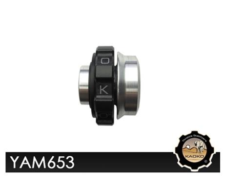 KAOKO Motorcycle Throttle Stabilzers for Yamaha MT-07 Tracer (2018-)