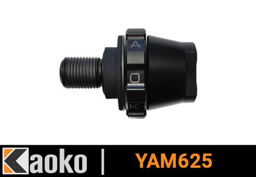 KAOKO Motorcycle Throttle Stabilzers for Tenere 700 (2019-2020) Super Tenere (2018-2020) with OEM handguards