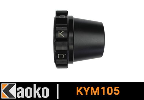 KAOKO Motorcycle Throttle Stabilzers for Aprilia AK550 (2018- )