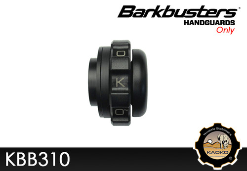 KAOKO Motorcycle Throttle Stabilzers for Cruise Control for HONDA AFRICA TWIN CRF1000L (2016) with Barkbuster Hand Guards only