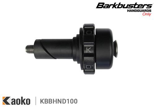 KAOKO Motorcycle Throttle Stabilzers for Honda CB500X /XA (2016 - ) w/ Bark Busters