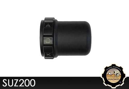 KAOKO Motorcycle Throttle Stabilzers for Suzuki GSXR1400R ( -'07)