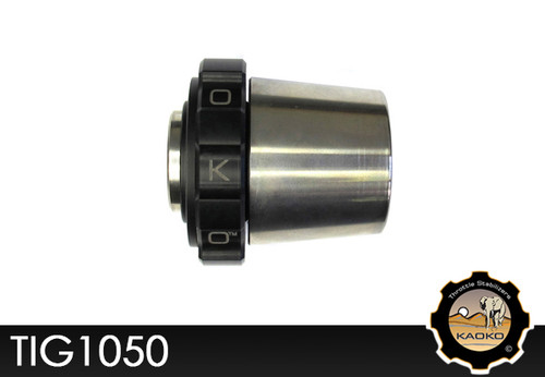 KAOKO Motorcycle Throttle Stabilzers for Triumph Tiger 1050
