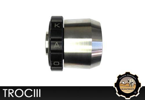KAOKO Motorcycle Throttle Stabilzers for Triumph Rocket III