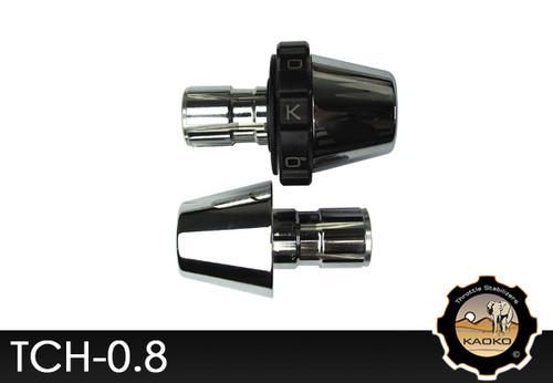 KAOKO Motorcycle Throttle Stabilzers for Honda Shadow American